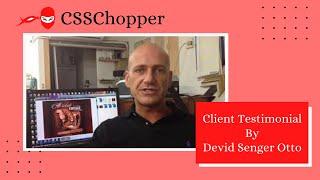 CSSChopper - Video - 2