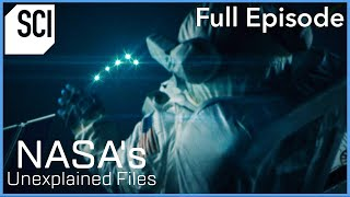 Mysterious Lights Interrupt Astronaut's Spacewalk | NASA's Unexplained Files (Full Episode)