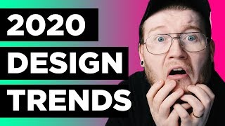 Graphic Design Trends 2020 - Do They Matter?