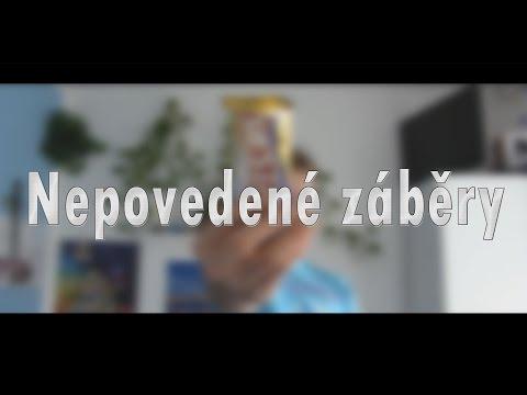 Nepovedené záběry (Vlog - Problémy) | by NejHater