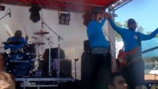 The Aquabats- Demolition Rickshaw (Perth, Soundwave, 2010)