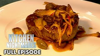 Gordon Ramsays Attempts To Save The Walnut Tree | Kitchen Nightmares Full Episode