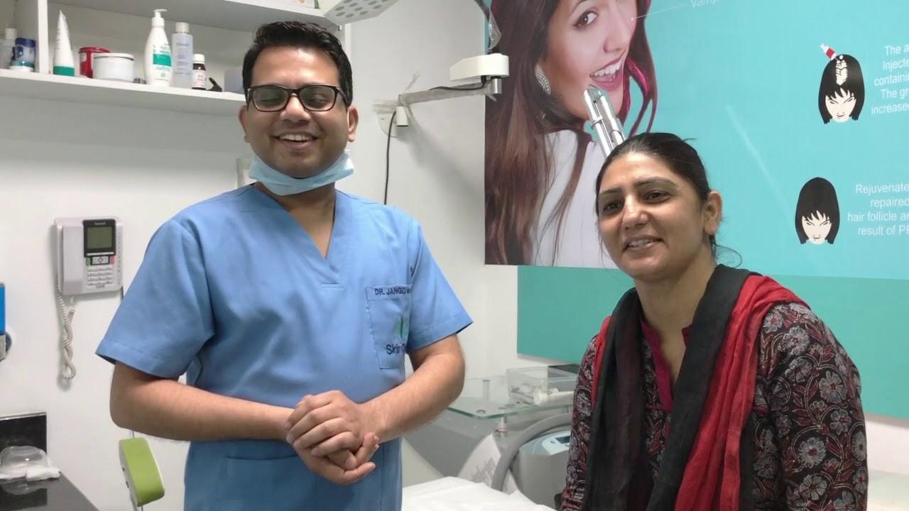 Earlobe Surgery at SkinQure by Dr. Jangid