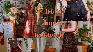 Summer Lookbook *boho Hippie*