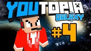 【Minecraft】YouTopia:Galaxy#4 非正常人類研究所