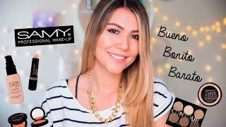 Maquillaje BBB (Bueno bonito y barato) productos Colombianos