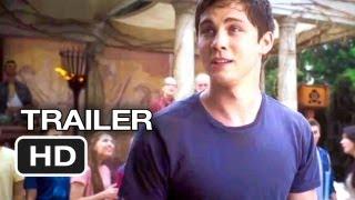 Percy Jackson: Sea of Monsters Official Trailer #1 (2013) - Logan Lerman Movie HD