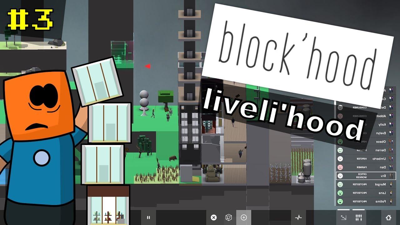 Block'Hood #3 | Liveli'hood, I Delete Deb