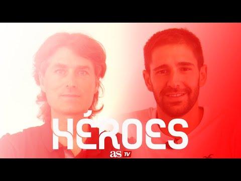 HÉROES | El trabajo de cantera de Julen Guerrero y Alberto Niño: aprender en pandemia | AS