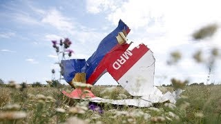 4 Suspects Charged In Downing Of Malaysia Airlines Flight MH17