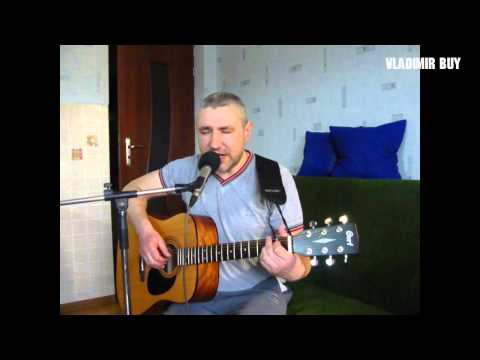 """""""Поручик Голицын"""" - песня под гитару"""