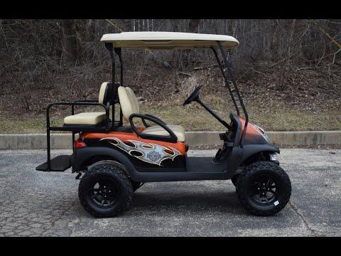 2015 Club Car Club Car in Wauconda, Illinois - Video 1