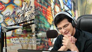 Experiência De Deus | 1º Dia Da Novena De São José | Padre Reginaldo Manzotti
