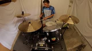 Casey   Bruise Drum Cover