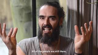 Russell Brand On Holding A Grudge & Letting Go!