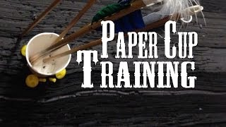 Paper Cup Training