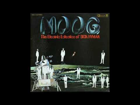 Dick Hyman - The Moog and Me