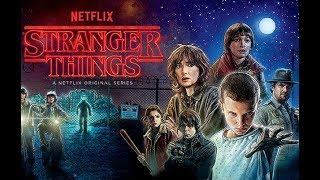 ОЧЕНЬ СТРАННЫЕ ДЕЛА (STRANGER THINGS) . ОБЗОР СЕРИАЛА