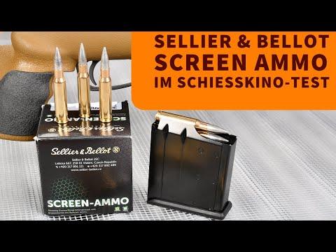 Sellier & Bellot: Praxistest Sellier & Bellot Screen Ammo: Exzellente Munition fürs Schießkino - weniger Schadstoffe und keine Treffpunktverlagerung
