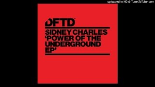 Sidney Charles - The Phonograph (Original Mix) |DFTD|