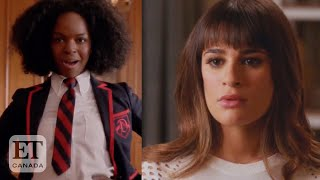 Lea Michele Called Out By Glee Co-Star