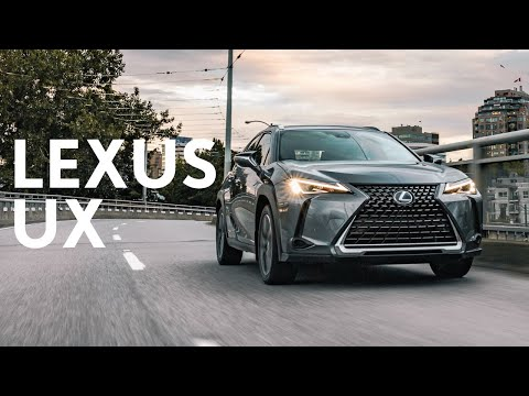 Lexus Ux 200 Кроссовер класса J - рекламное видео 2