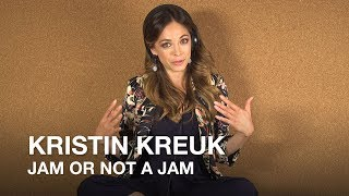 CBC Music | Actress Kristin Kreuk plays Jam or Not a Jam!
