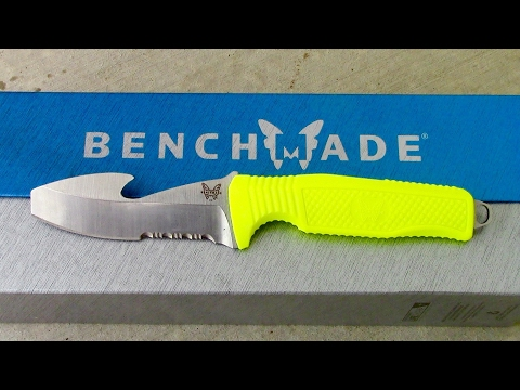 Benchmade 112 H20 Dive Knife: Full Review