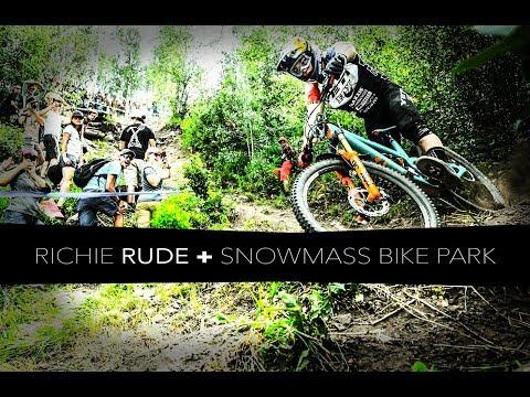 Richie Rude Rips Snowmass  - © Aspen Snowmass