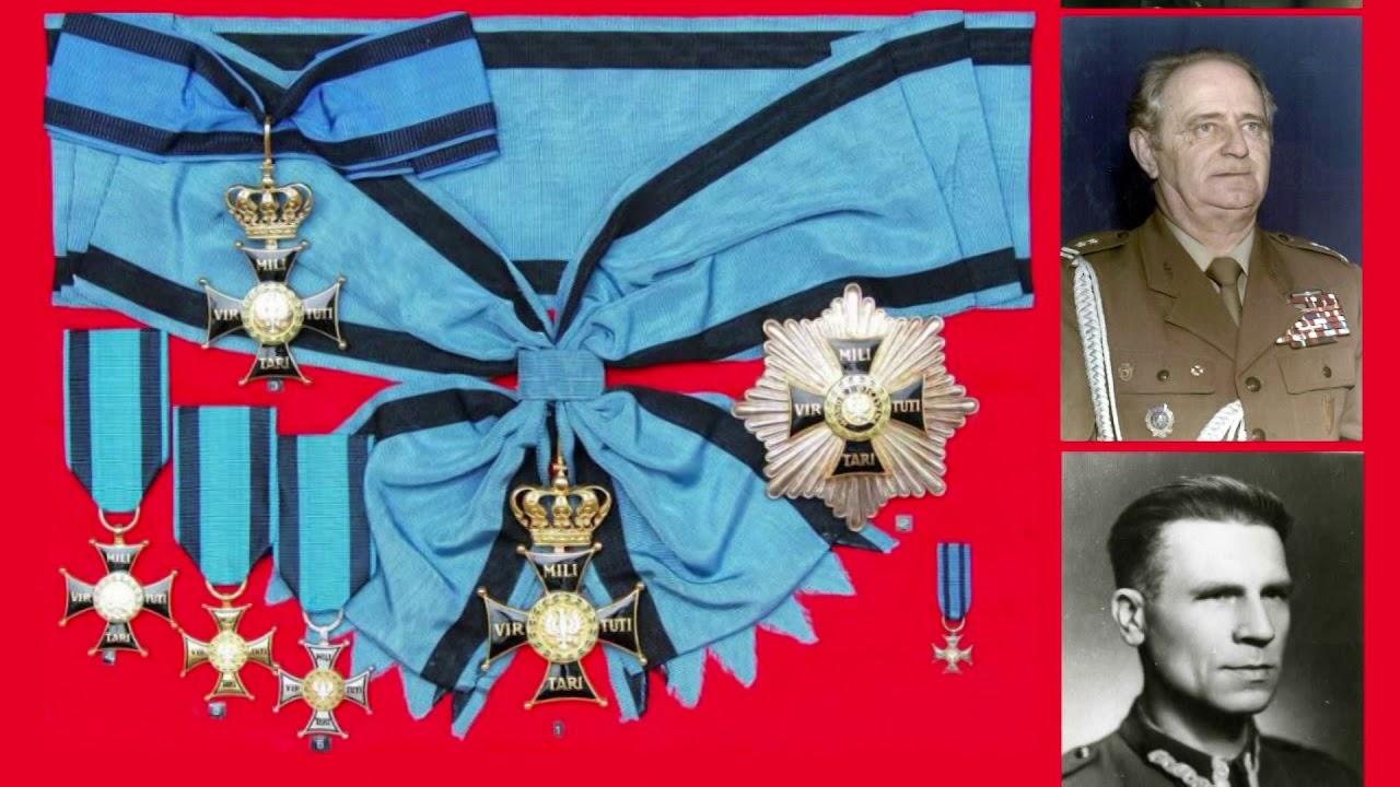 """Zapowiedź wystawy """"Sieradzanie – Kawalerowie orderu Virtutti Militari"""" – ogłoszenie"""