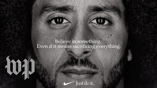 'Just Do It': Colin Kaepernick stars in new Nike ad campaign