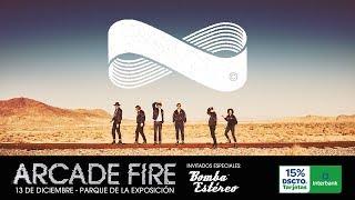 ARCADE FIRE en Lima (Reel Promocional)