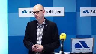 Arbetsförmedlingens prognos 2017-2019