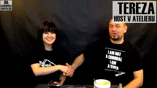 Host v atelieru - Interview s Terezou