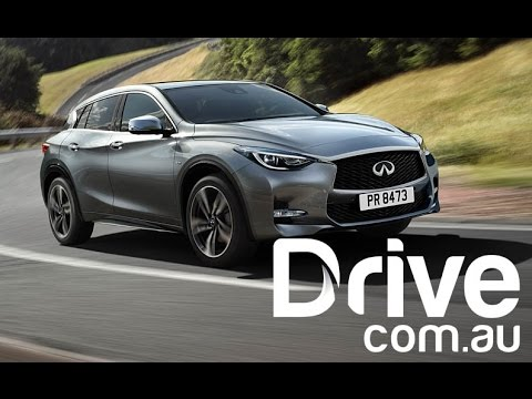 2016 Infiniti Q30 First Drive Review