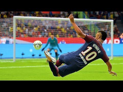 FIFA 18 GOALS AND SKILLS COMPILATION #1