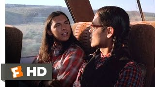 Smoke Signals (3/12) Movie CLIP - How to Be a Real Indian (1998) HD