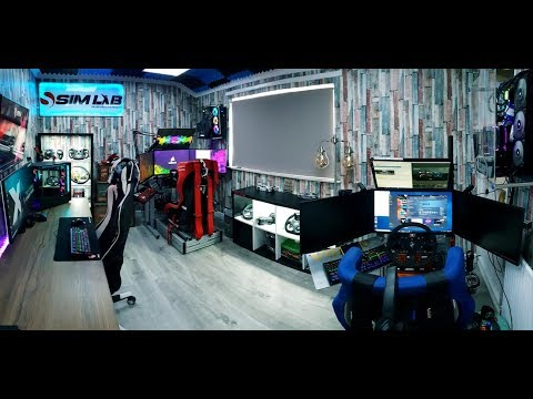 SIM-LAB GT1 evo build stream - смотреть онлайн на Hah Life