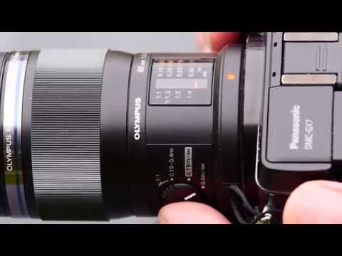 A Look A The Olympus 60mm f2.8 Macro Lens for Micro Four Thirds Cameras