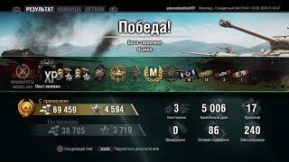 World of Tanks* Emil 1 самый лучший барабанный тяж,  ворлд оф танкс