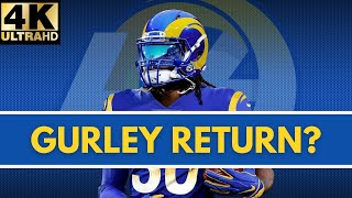 Todd Gurley Rams REUNION makes too much sense