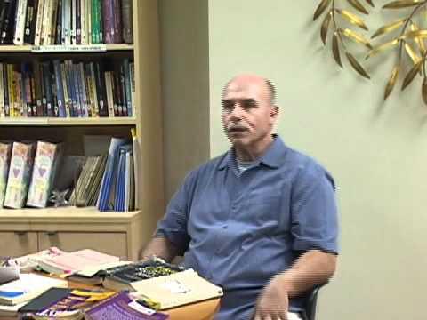 Jack Rosen: The Story of Jesus 7/8
