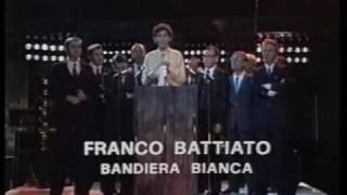 Franco Battiato - Bandiera bianca (Discoring '81).avi