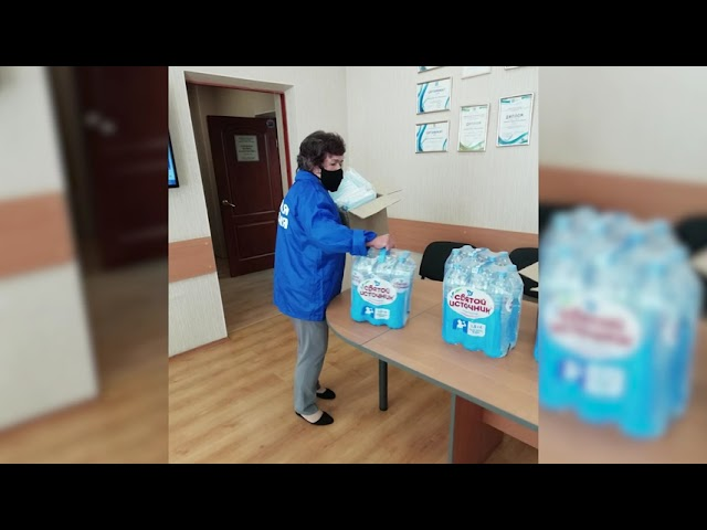В Приангарье создан единый штаб волонтёров