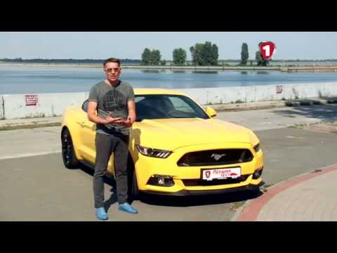 Ford  Mustang Купе класса A - тест-драйв 1