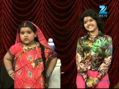 India's Best Dramebaaz March 30 '13 - Pranit & Hani