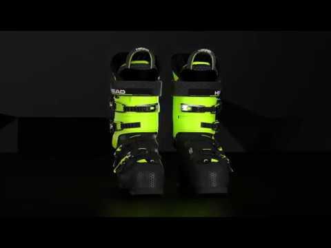 Смотреть видео Горнолыжные ботинки Head Nexo LYT 110 W G 18/19