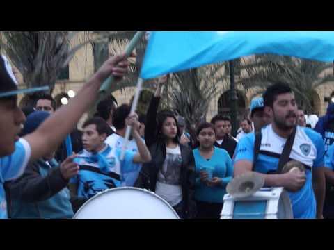 """CARAVANA 24 ENERO 2015"" Barra: La Terrorizer • Club: Tampico Madero"