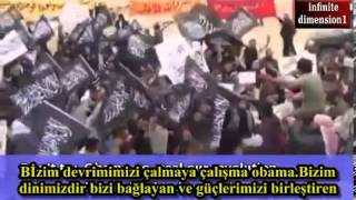 preview picture of video 'Suriye Devrimi İslamidir'