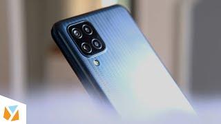 Samsung Galaxy M12 Hands-on